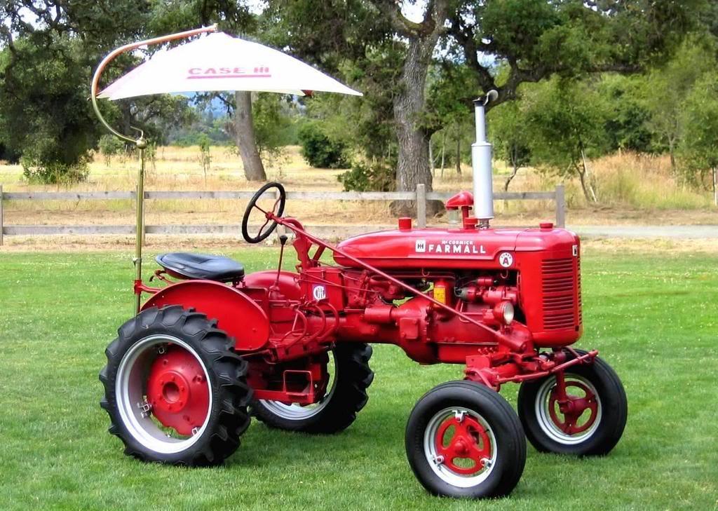 Farmall Super A : Farmall super a tractor